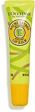 Parfumuri și produse cosmetice Balsam de buze, cu unt de shea și bergamotă - L'Occitane Shea Butter Bergamot Lip Balm