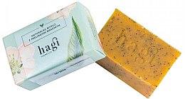 Parfumuri și produse cosmetice Săpun natural cu ulei de cătină și semințe de mac - Hagi Natural Soap