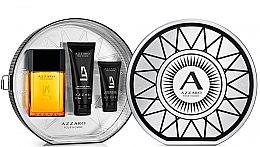 Parfumuri și produse cosmetice Azzaro Pour Homme - Set (edt/100ml+shm/100ml+ash/balm/50ml)