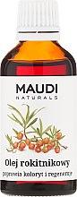 Parfumuri și produse cosmetice Ulei de cătină - Maudi