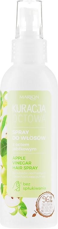 Spray pentru păr normal și gras - Marion Apple Vinegar Hair Spray
