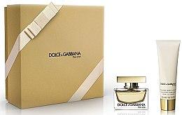 Parfumuri și produse cosmetice Dolce & Gabbana The One - Set (edp/30ml+b/lot/50ml)