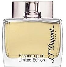 Parfumuri și produse cosmetice Dupont Essence Pure Pour Homme Limited Edition - Apă de toaletă (tester fără capac)