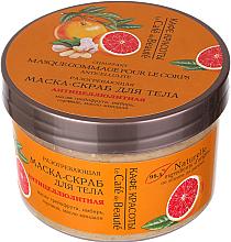 Parfumuri și produse cosmetice Mască exfoliantă pentru corp anticelulită - Le Cafe de Beaute Warming Mask-Scrub Anti-Cellulite
