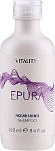 Parfumuri și produse cosmetice Șampon hrănitor - Vitality's Epura Nourishing Shampoo