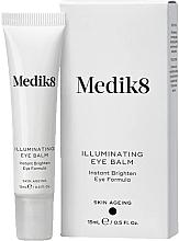 Parfumuri și produse cosmetice Balsam radiant pentru zona ochilor - Medik8 Illuminating Eye Balm