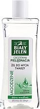 Parfumuri și produse cosmetice Gel de curățare pentru față - Bialy Jelen Cleansing Gel