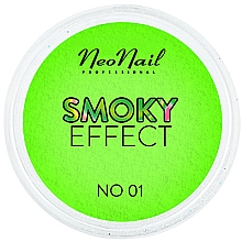 "Parfumuri și produse cosmetice Pigment neon pentru unghii ""Smoky Effect"" - NeoNail Professional Smoky Effect"