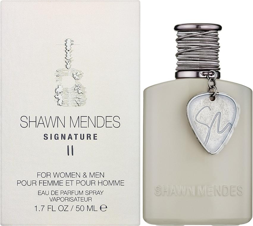 Shawn Mendes Signature II - Apă de parfum  — Imagine N2