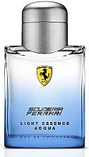 Parfumuri și produse cosmetice Ferrari Scuderia Light Essence Acqua - Apă de toaletă