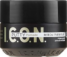Parfumuri și produse cosmetice Pomadă de păr - I.C.O.N. Liquid Fashion Putty Pomade