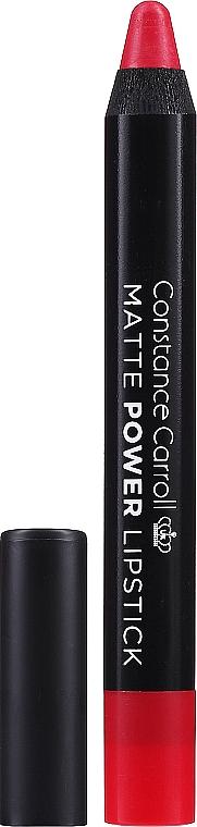 Creion de buze - Constance Carroll Matte Power Lipstick