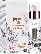Parfumuri și produse cosmetice Ser regenerator pentru față împotriva ridurilor - Bielenda Japan Lift Serum