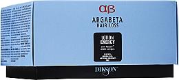 Parfumuri și produse cosmetice Loțiune împotriva căderii părului - Dikson Argabeta Hair Loss Lozione Energy