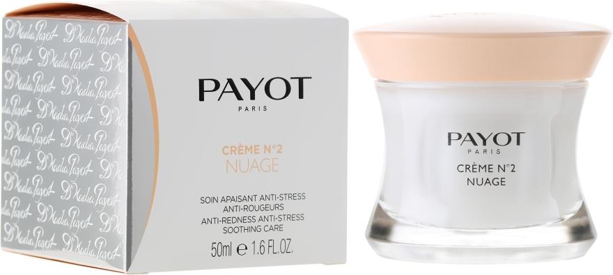 Loțiune pentru ameliorarea stresului și a înroșirii, cu efect de calmant - Payot Creme №2 Nuage
