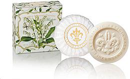"""Parfumuri și produse cosmetice Săpun natural """"Lăcrămioară"""" - Saponificio Artigianale Fiorentino Lily Of The Valley Soap"""