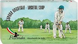 "Parfumuri și produse cosmetice Săpun natural ""Baseball"" - Florinda Sport & Spezie Natural Soap"