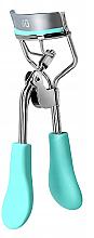 Parfumuri și produse cosmetice Clește pentru curbarea genelor - Ilu Eyelash Curler Ocean Blue