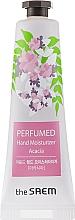 """Parfumuri și produse cosmetice Cremă parfumată hidratantă pentru mâini """"Salcâm"""" - The Saem Perfumed Acacia Hand Moisturizer"""