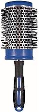 Parfumuri și produse cosmetice Perie Brushing, 499161, 60 mm, albastră - Inter-Vion