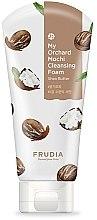 Parfumuri și produse cosmetice Spumă cu ulei de shea pentru curățare - Frudia My Orchard Shea Butter Mochi Cleansing Foam