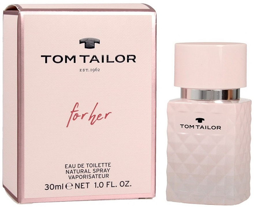Tom Tailor For Her - Apă de toaletă