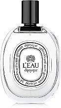 Parfumuri și produse cosmetice Diptyque L`eau - Apă de toaletă