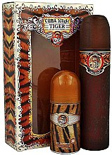 Parfumuri și produse cosmetice Cuba Jungle Tiger - Set (edp 100ml + deo 50ml)