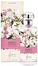 Parfumuri și produse cosmetice Saphir Parfums Flowers de Saphir Neroli & Grosellas - Apă de parfum
