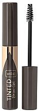 Parfumuri și produse cosmetice Rimel pentru sprâncene - Wibo Tinted Brow Gel