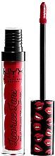 Parfumuri și produse cosmetice Luciu de buze - Nyx Professional Makeup Licorice Lane Lip Gloss