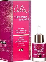 Parfumuri și produse cosmetice Ser antirid pentru față, gât și decolteu - Celia Ceramidy Serum