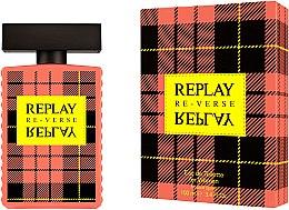 Parfumuri și produse cosmetice Replay Signature Re-verse For Woman - Apă de toaletă