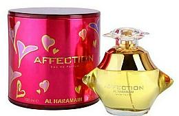 Parfumuri și produse cosmetice Al Haramain Affection - Apă de parfum