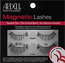 Parfumuri și produse cosmetice Gene false - Ardell Magnetic Strip Lashes 105