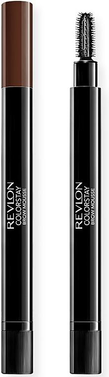 Dermatograf pentru sprâncene - Revlon Colorstay Brow Mousse
