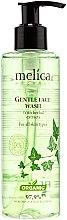 Parfumuri și produse cosmetice Demachiant blând cu extracte din plante - Melica Organic Gentle Face Wash