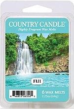 Parfumuri și produse cosmetice Ceară aromată - Kringle Kringle Candle Wax Melt Fiji