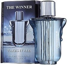 Parfumuri și produse cosmetice Omerta The Winner Takes It All - Apă de toaletă