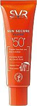 Parfumuri și produse cosmetice Fluid de protecție solară - SVR Sun Secure Dry Touch Fluid SPF 50