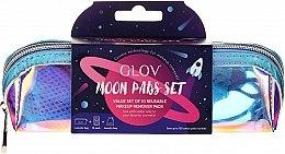 Parfumuri și produse cosmetice Dischete demachiante reutilizabile, 10 bucăți - Glov Moon Pads Set