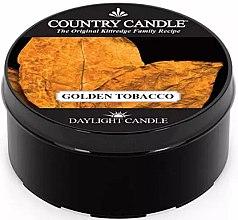 Parfumuri și produse cosmetice Lumânare aromată - Country Candle Golden Tobacco