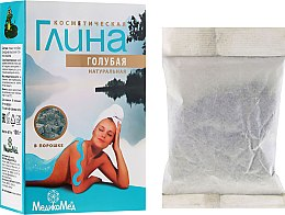 Parfumuri și produse cosmetice Argilă cosmetică albastră - MedikoMed