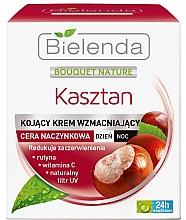 Parfumuri și produse cosmetice Крем на День/Ночь - Bielenda Chestnut Cream Day / Night