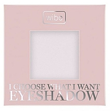 Духи, Парфюмерия, косметика Bază pentru fard de pleoape - Wibo I Choose What I Want Eyeshadow