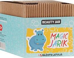 "Parfumuri și produse cosmetice Set ""Magic Jarik"" - Beauty Jar (Soap/150g + Soap)"