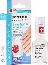 Parfumuri și produse cosmetice Loțiune antifungică pentru unghii - Eveline Cosmetics Nail Polish for Nail Fungus Feet & Hands Mykose