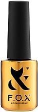 Parfumuri și produse cosmetice Bază camuflaj pentru gel-lac - F.O.X Tonal Cover Base