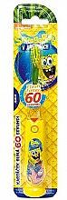 Parfumuri și produse cosmetice Periuța de dinți cu cronometru, pentru copii - VitalCare Sponge Bob Toothbrush