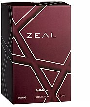 Parfumuri și produse cosmetice Ajmal Zeal - Apă de parfum